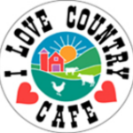 I Love Country Cafe_Logo