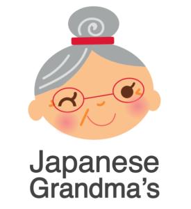 Japanese Grandma's Cafe logo