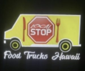 Local Stop Foodtrucks Hawaii logo