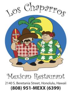 Los Chaparros Mexican Restaurant logo