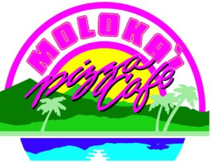 Molokai Pizza Cafe logo