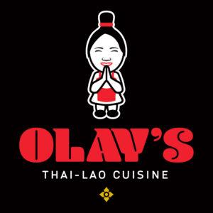 Olay's Thai Lao Cuisine logo