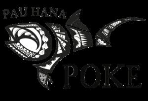 Pau Hana Poke LOGO
