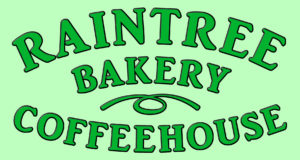 Raintree Bakery Coffeehouse logo