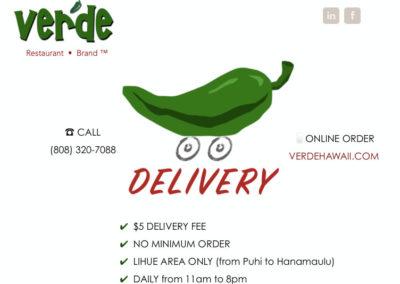 Verde Delivery