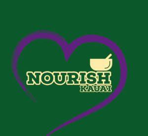 nourish kauai logo