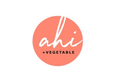 Ahi & Vegetable