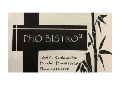 Pho Bistro 2