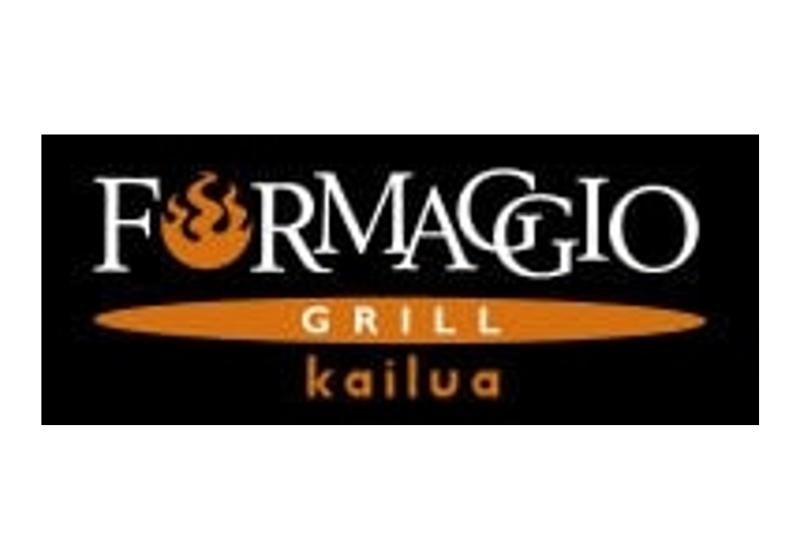 Formaggio Grill Kailua