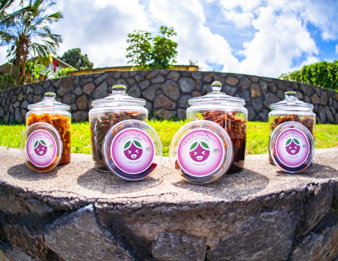 Traveling Plum: A Classic Hawaii Snack