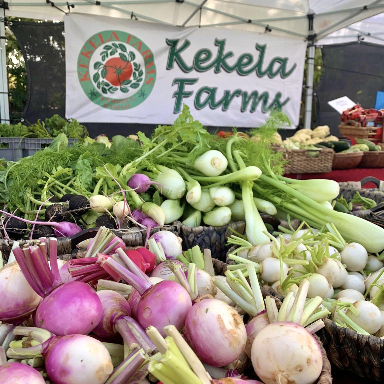 Kekela Farms: A Waimea Town Favorite